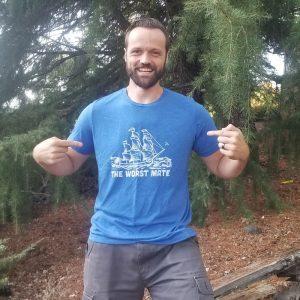 awesome shanty t shirt